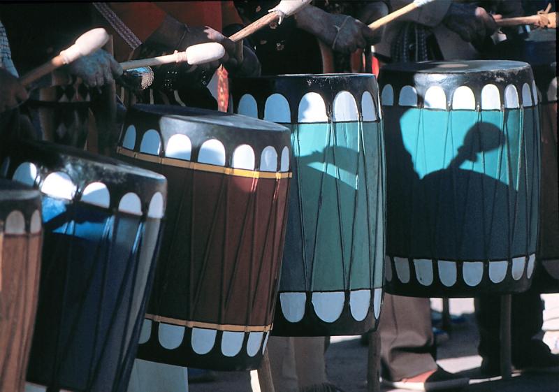 Blagden Drums